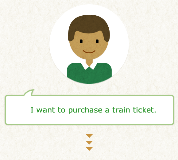 Train Ticket Purchase